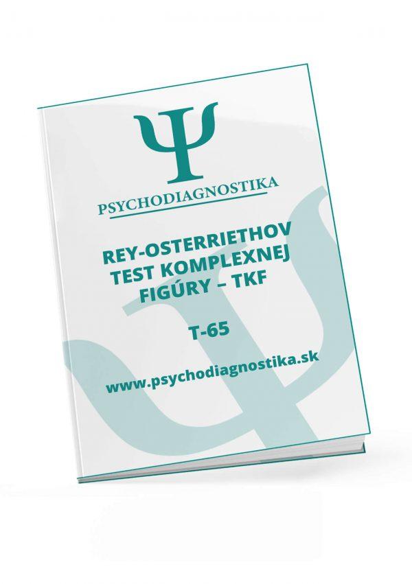T-65 REY-OSTERRIETHOV TEST KOMPLEXNEJ FIGÚRY – TKF