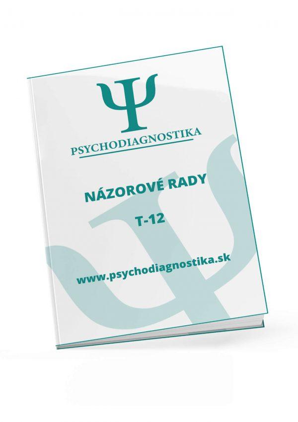 T-12 NÁZOROVÉ RADY