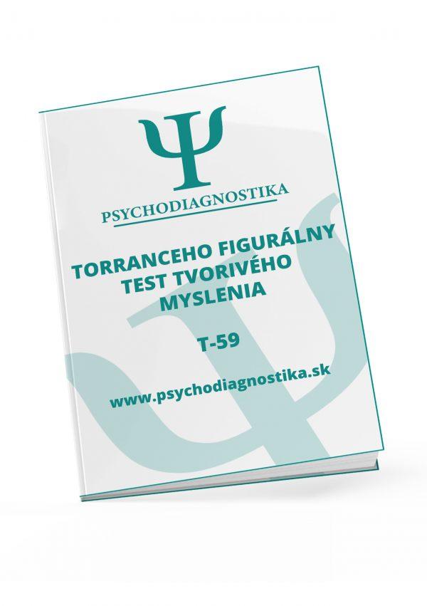 T-59 TORRANCEHO FIGURÁLNY TEST TVORIVÉHO MYSLENIA