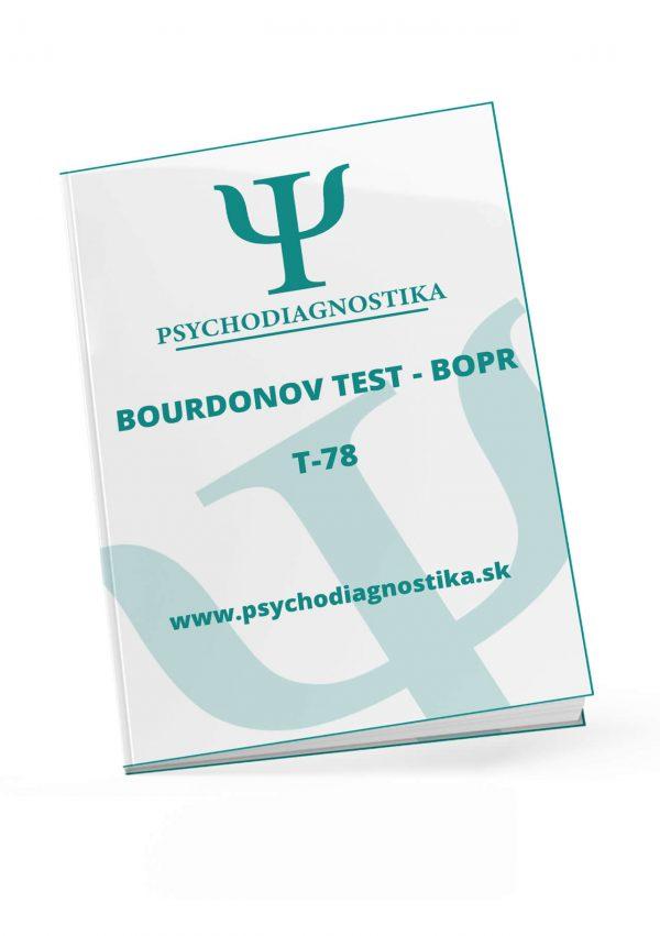 T-78 BOURDONOV TEST - BOPR