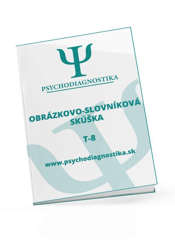 T-8 OBRÁZKOVO-SLOVNÍKOVÁ SKÚŠKA