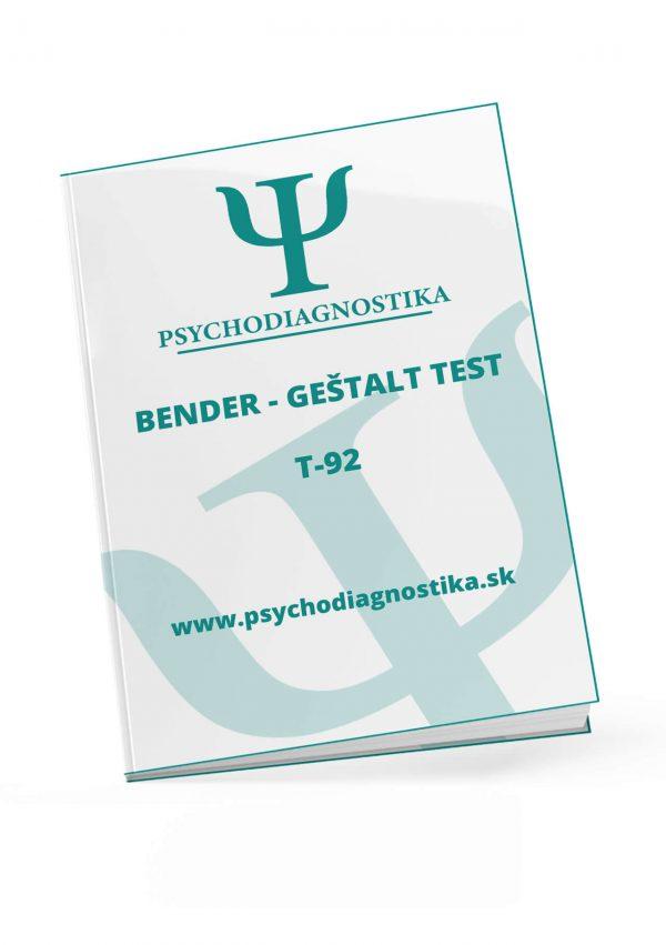 T-92 BENDER - GEŠTALT TEST