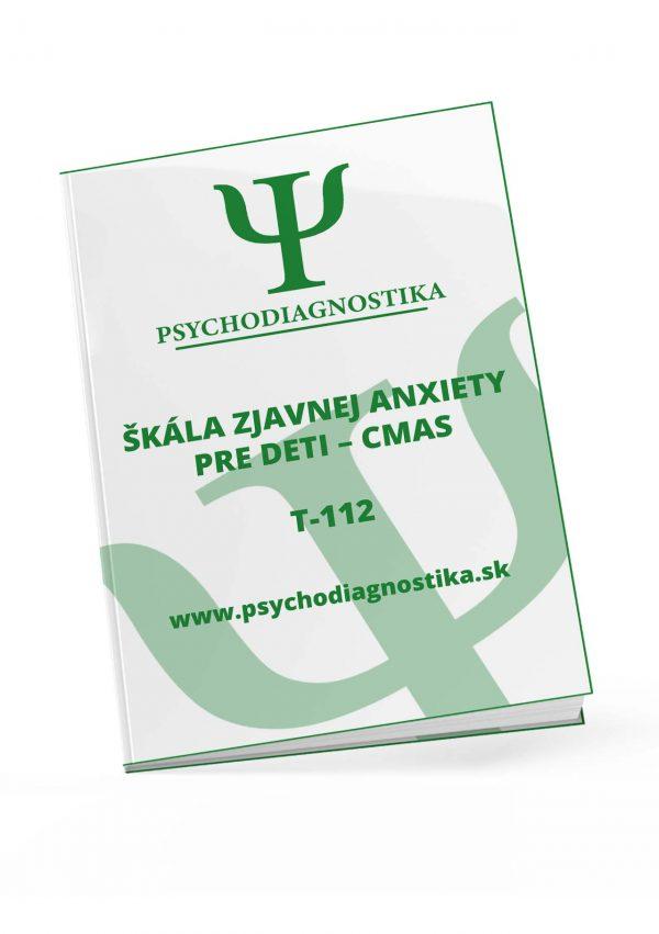 t-112-Škála-zjavnej-anxiety-pre-deti-–-CMAS madarsky psychodiagnostika