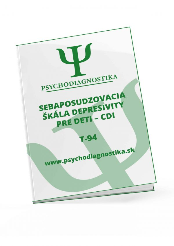 t-94-Sebaposudzovacia-škála-depresivity-pre-deti-–-CDI madarsky psychodiagnostika