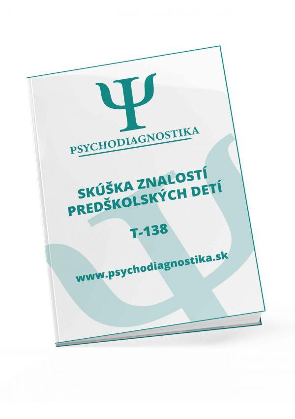 t-138-skuska-znalosti-predskolskych-deti psychodiagnostika