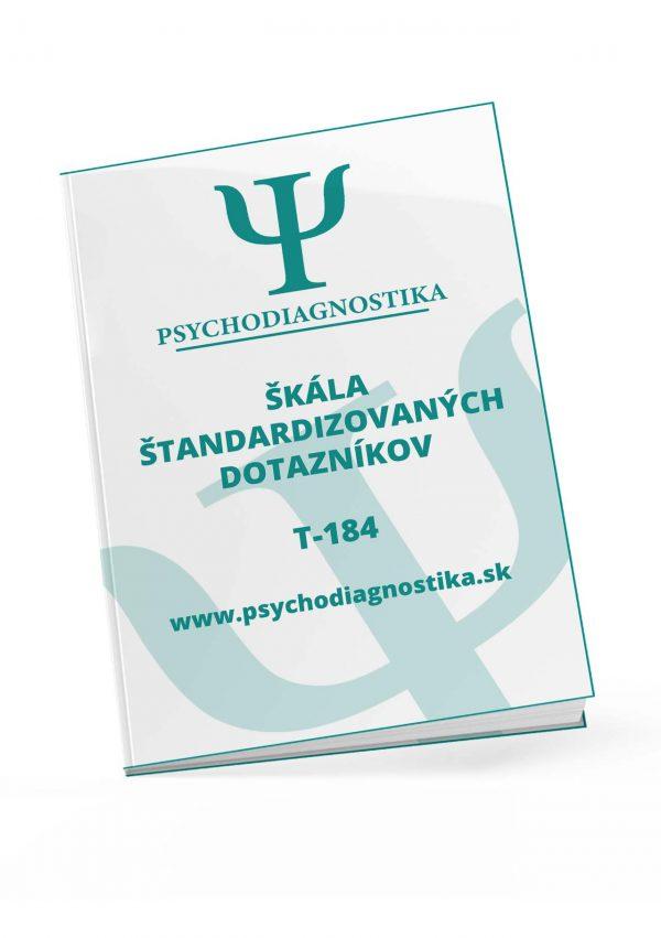 t-184-skala-standardizovanych-dotaznikov psychodiagnostika